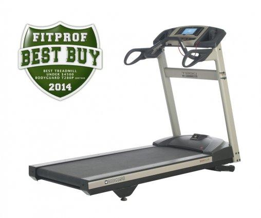 Bodyguard T 280P Ortho Treadmill