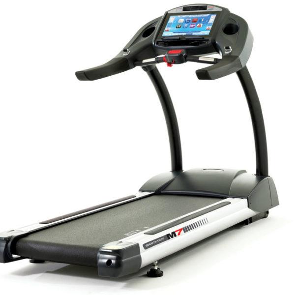 Rebel Fitness Equipment In Omaha Nebraska: Circle Fitness M7e Treadmill
