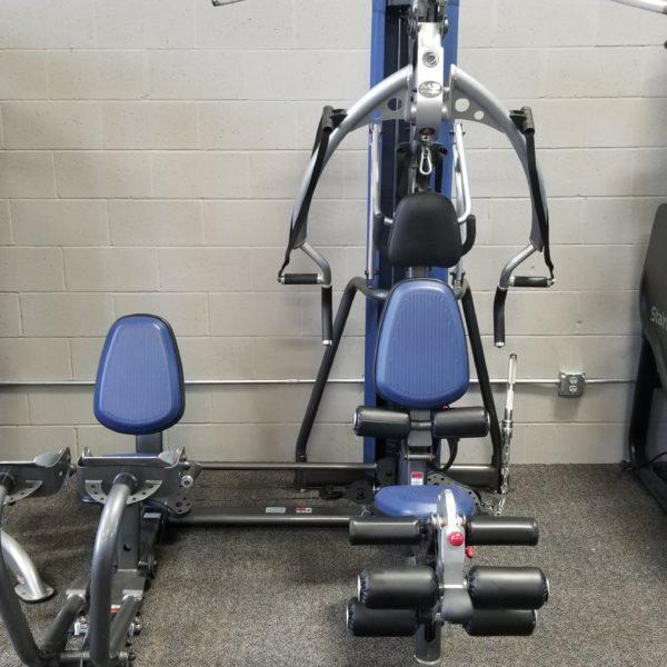 Rebel Fitness Equipment In Omaha Nebraska: Inspire M3 Home Gym W/ Leg Press